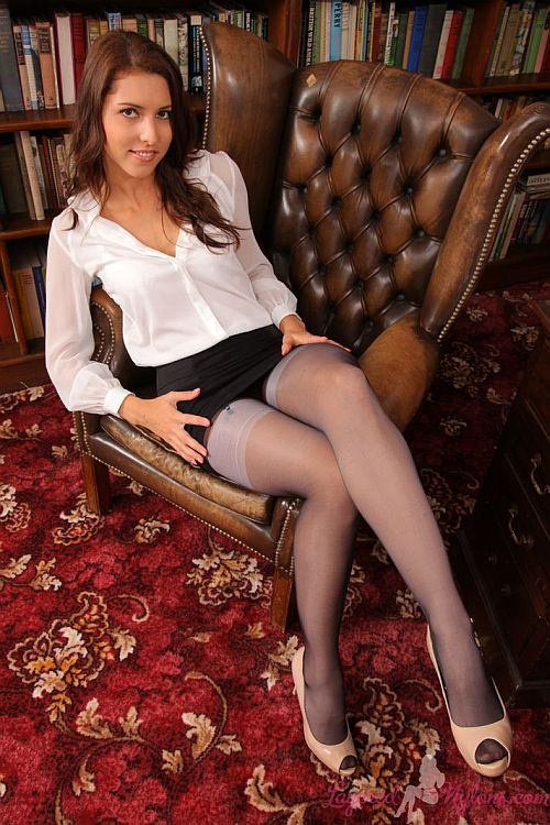Librarian in pantyhose, amisha patel real fuking nude sexxy