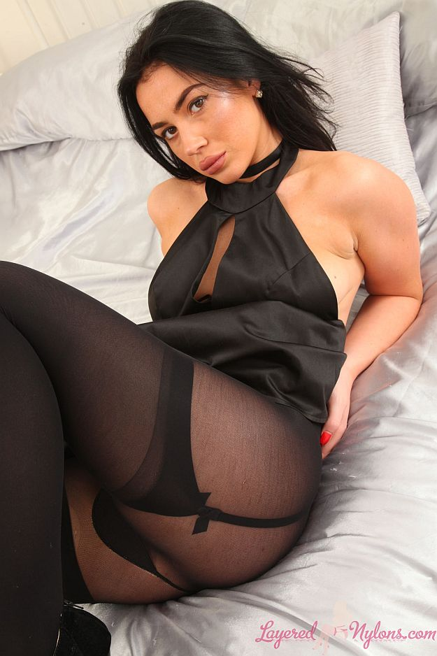 Upload Photos Pantyhose Teasing I 55